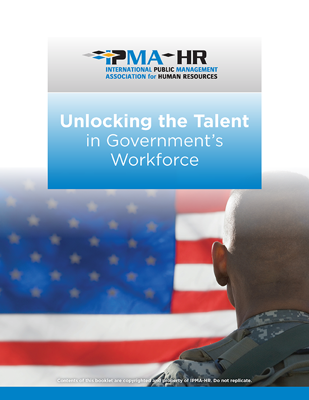 Unlocking the Talent in Government's Workforce